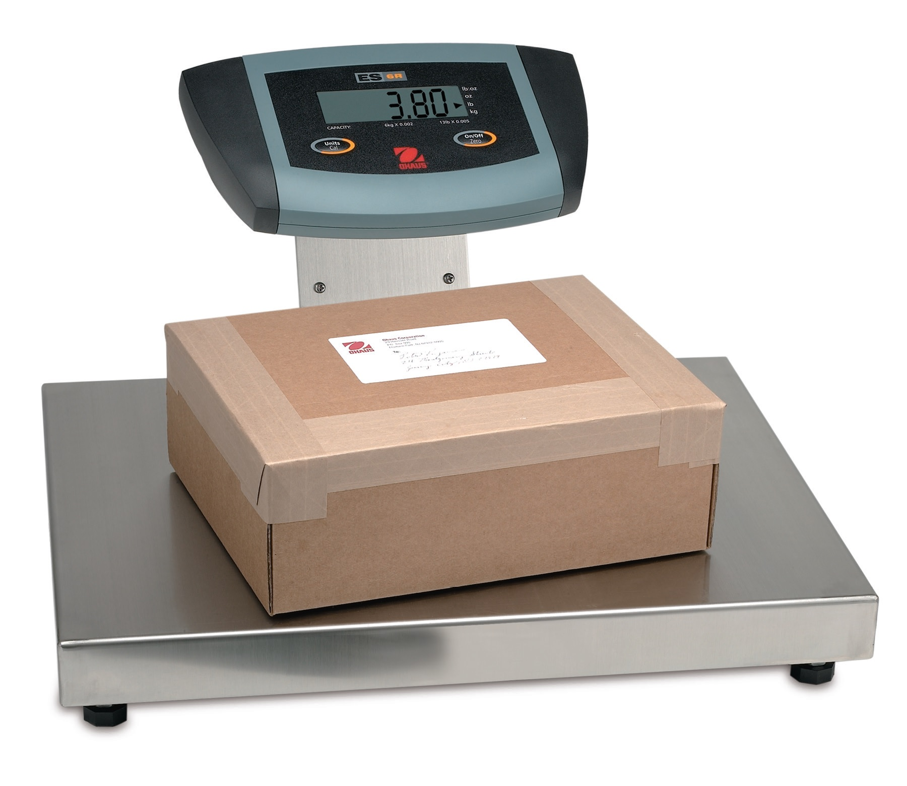 Ohaus Es Series Bench Scale Brady Systems