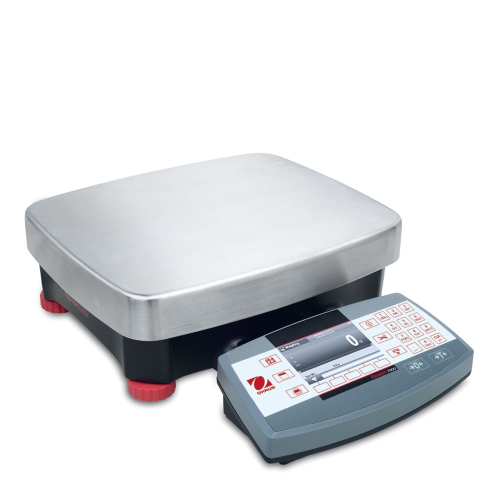 Ohaus Ranger 7000 Compact Bench Scale Brady Systems