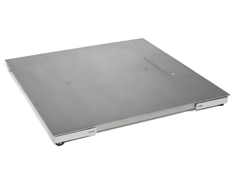 Vlc 2256 Stainless Steel Floor Scale Brady Systems