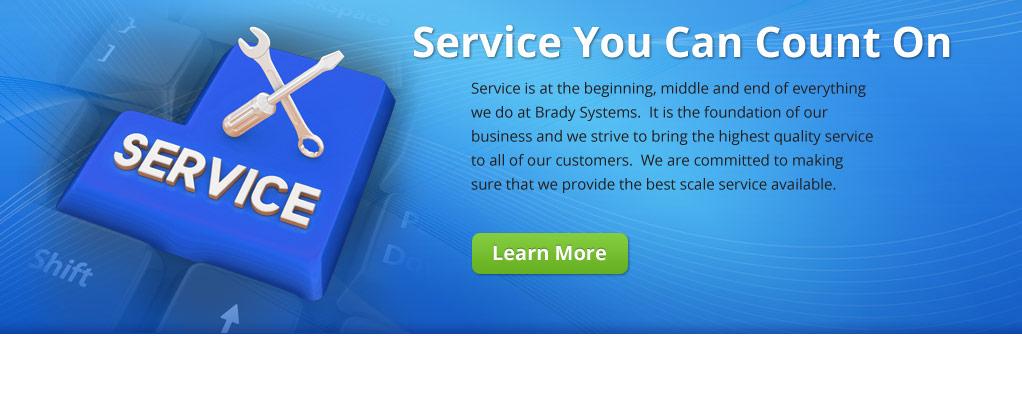 scale calibration service