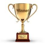 Apple® iPad Winners