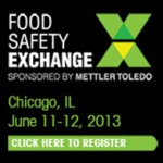 Food Safety Exchange Conference 2013