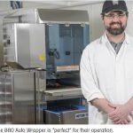 880 Auto Wrapper Helps Increase Efficiency